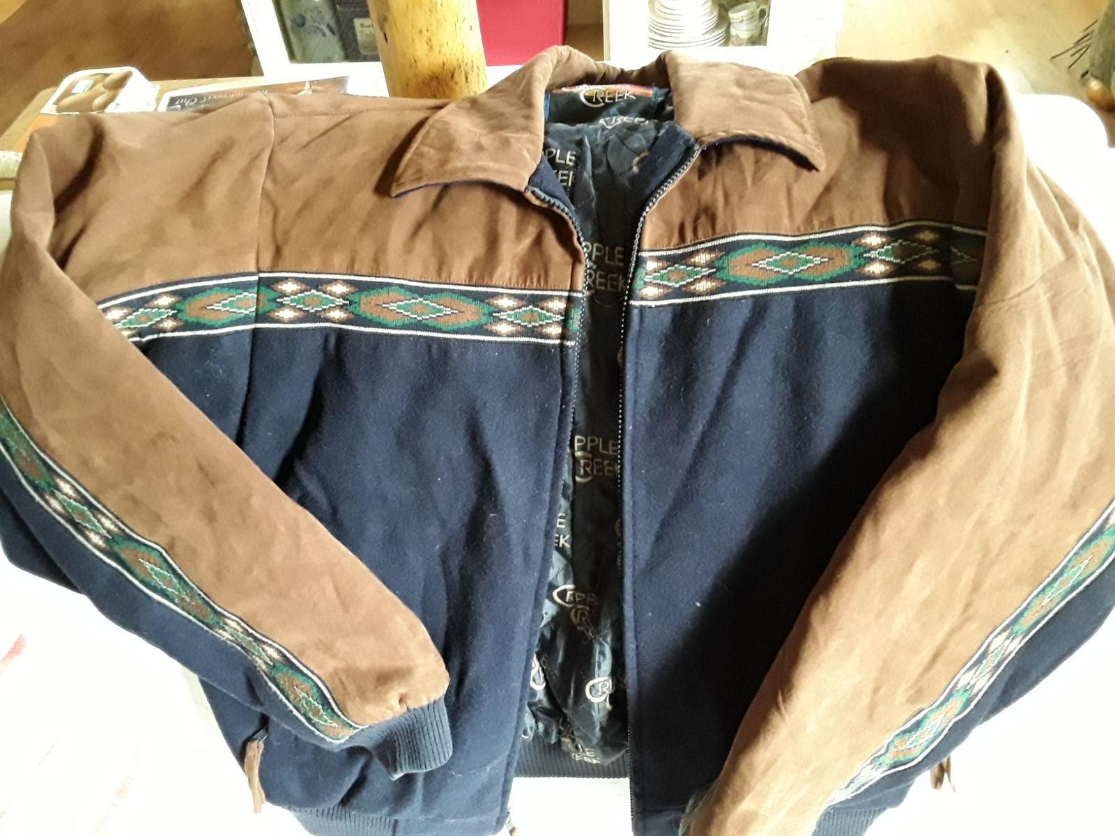 Mens Vintage Cripple Creek Jacket XXL