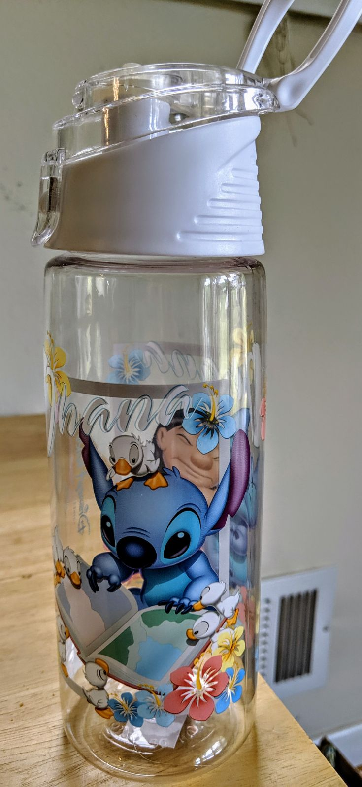 Lilo And Stitch Water Bottle