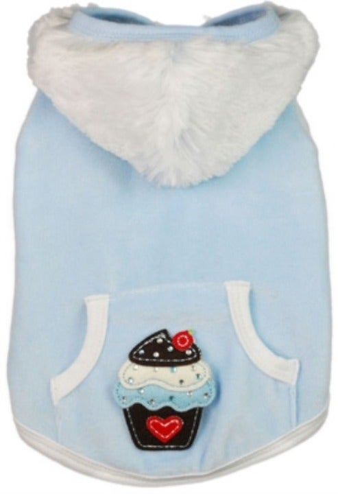 Aaron Doggie Hoodie by Ruff Ruff Couture