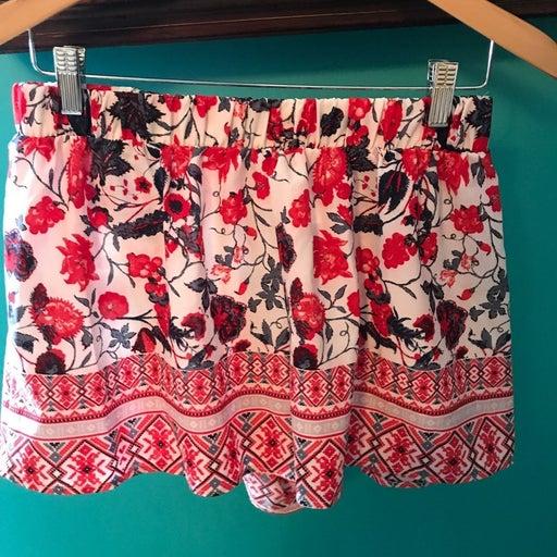 Large Xhilaration Women's beach shorts