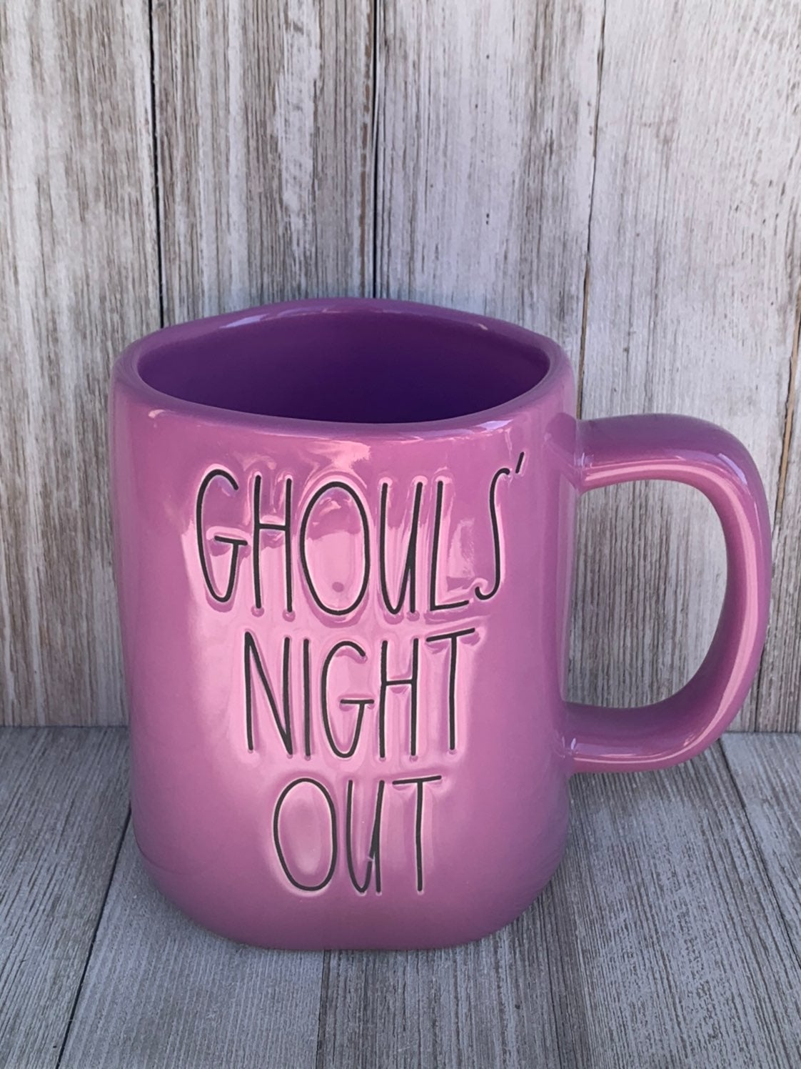 Rae Dunn ghouls night out