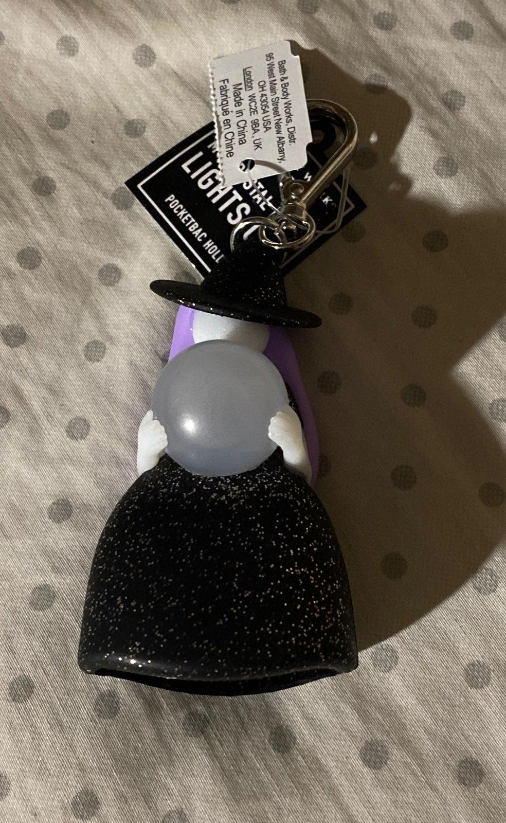 Halloween Witch Pocketbac Holder