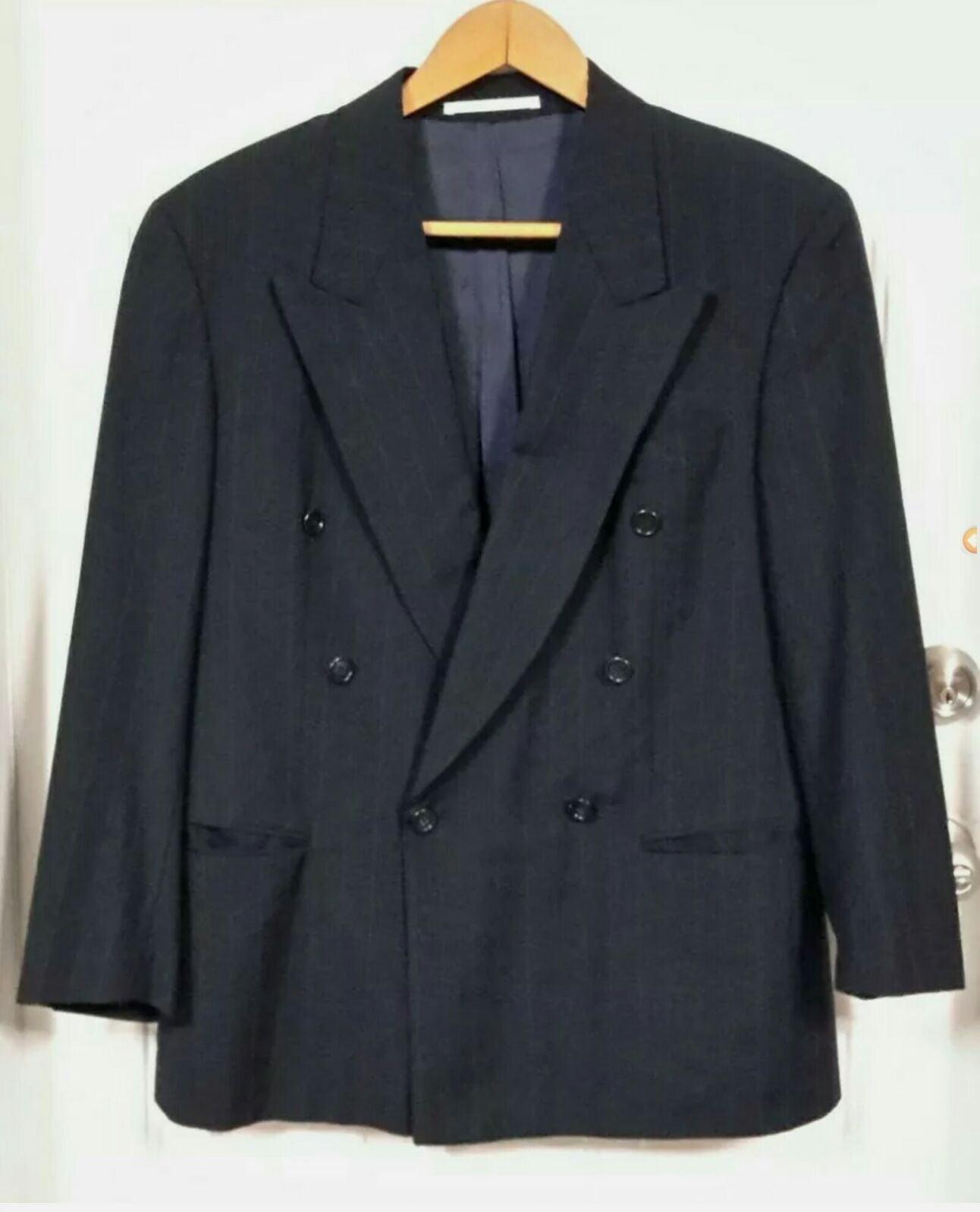 Hugo Boss Blazer Sport Coat Jacket 40R