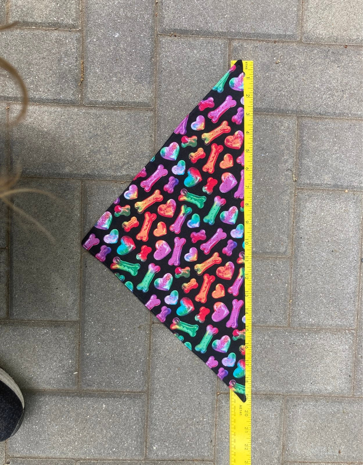 Small/medium dog bandana