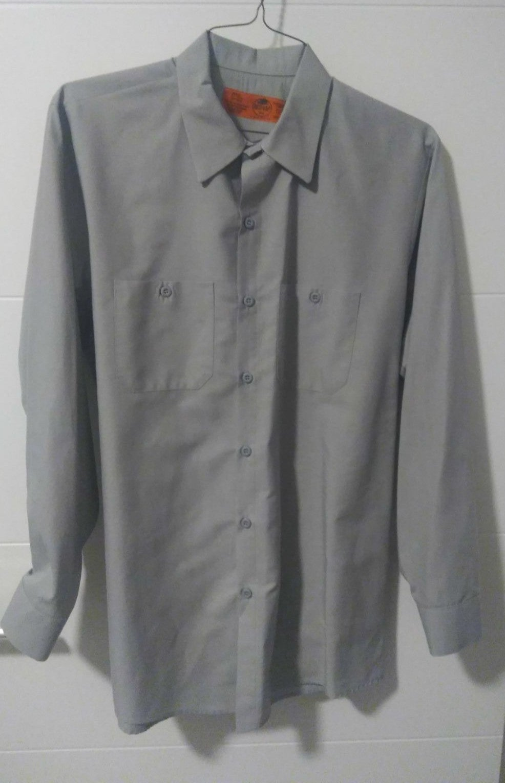 Red Kap 1923 Botton shirt