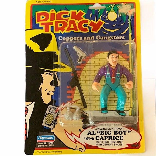 Al Big Boy Caprice Dick Tracy figure MOC