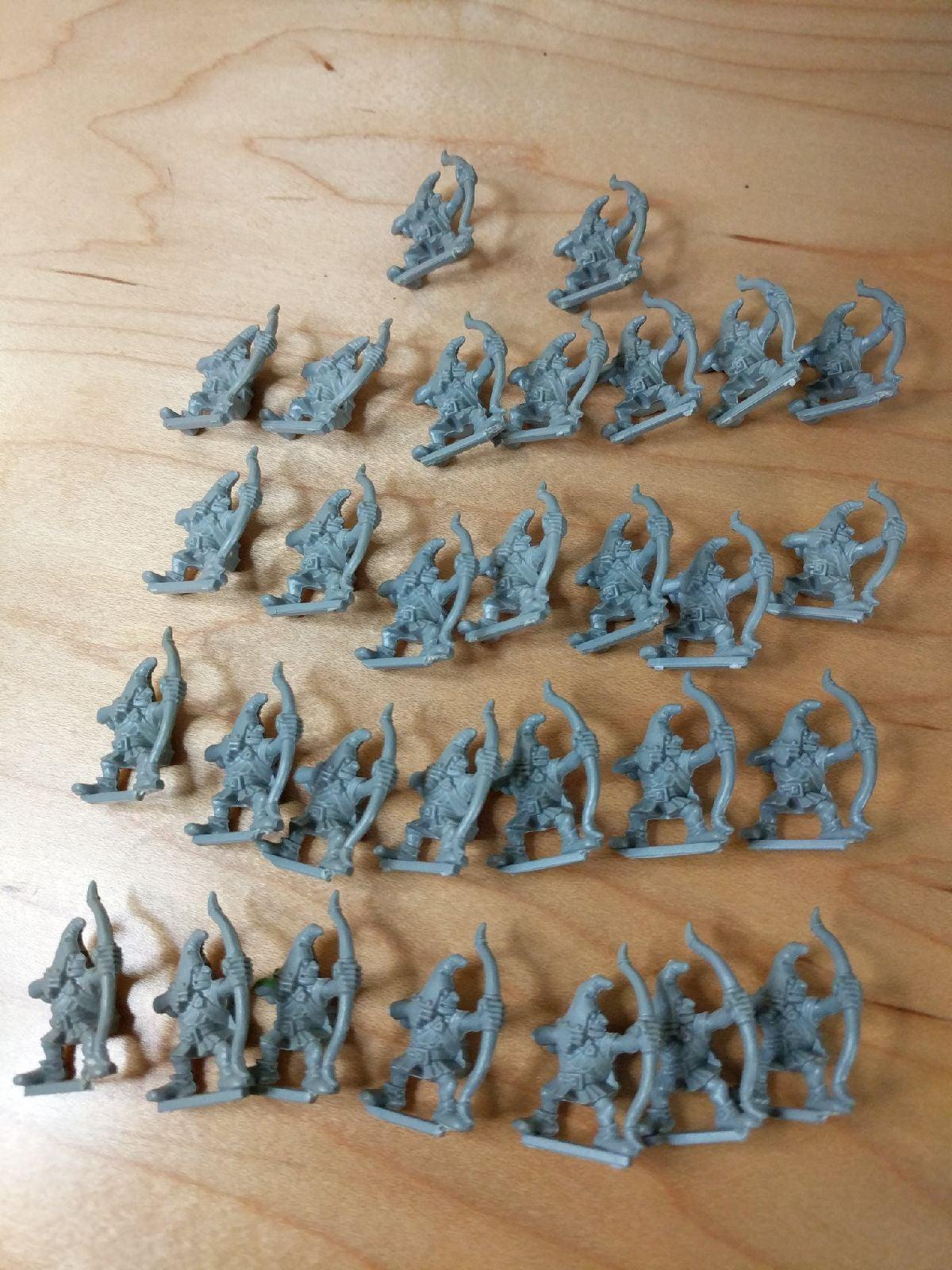 Warhammer Fantasy Night Goblin Archers