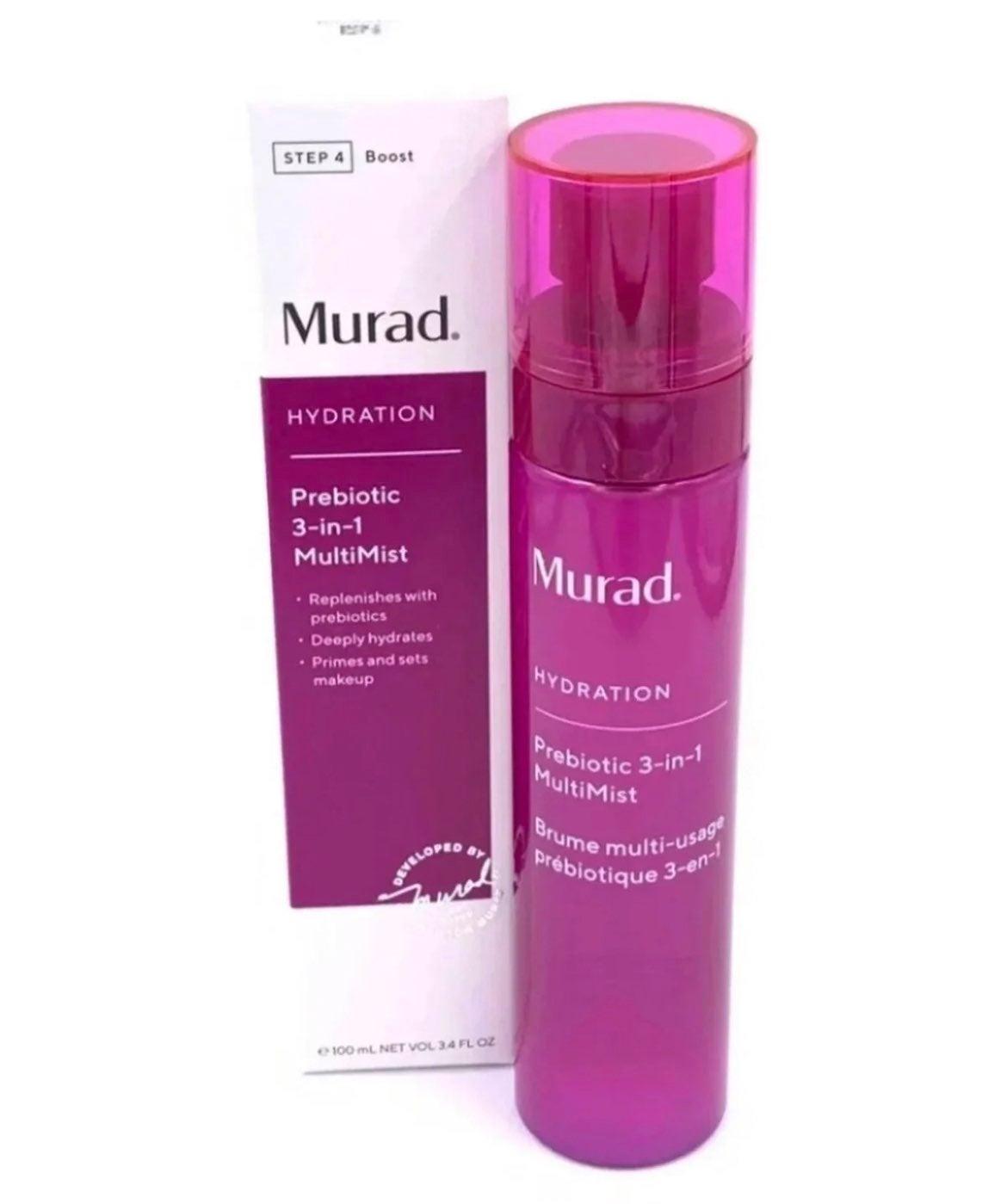 Murad 3-in-1 Prebiotic MultiMist NIB