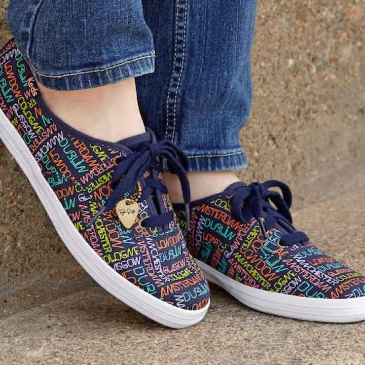 Keds Taylor swift edition sneakers