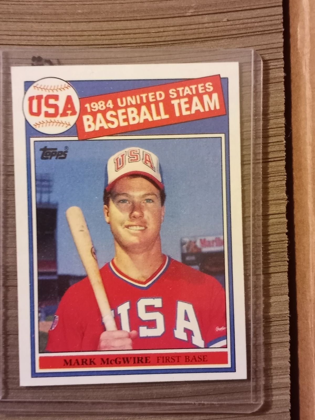 1985 Topps set mint