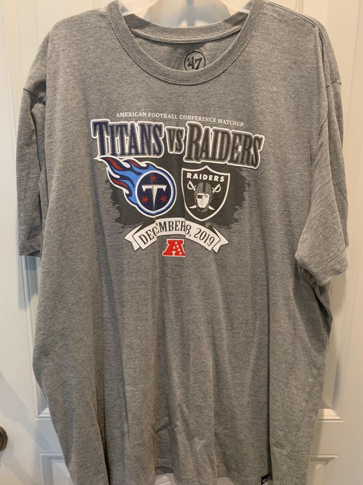 Oakland Raiders 2019 Season game shirt
