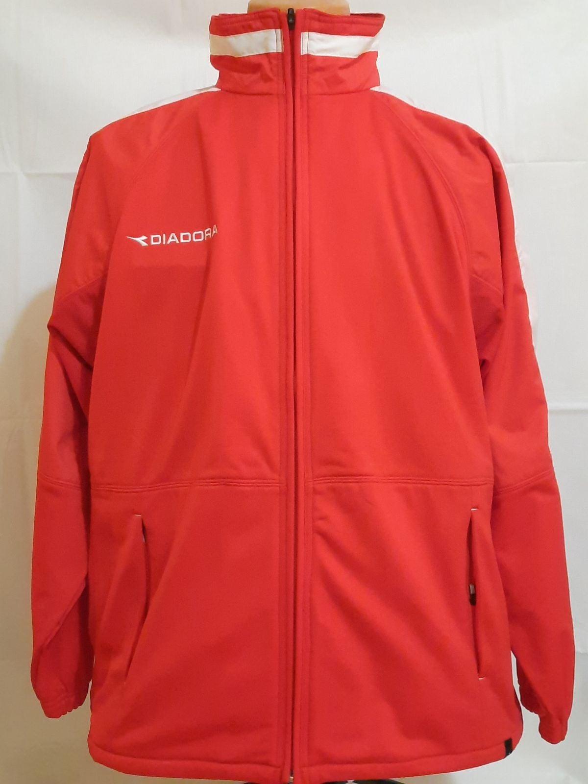 NWT DIADORA Attiva Jacket Size L