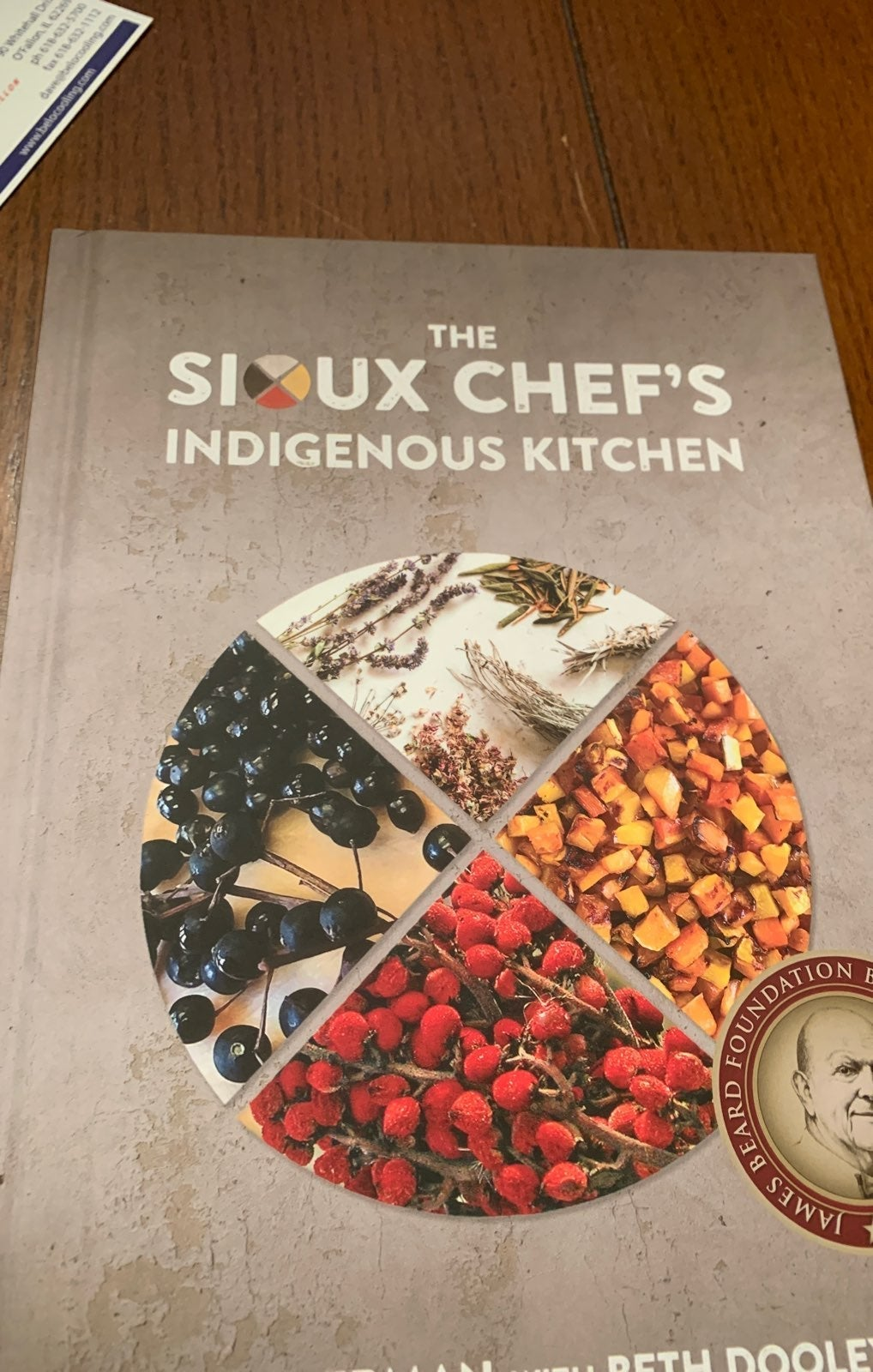 The Sioux Chef Indigeneous Kitchen
