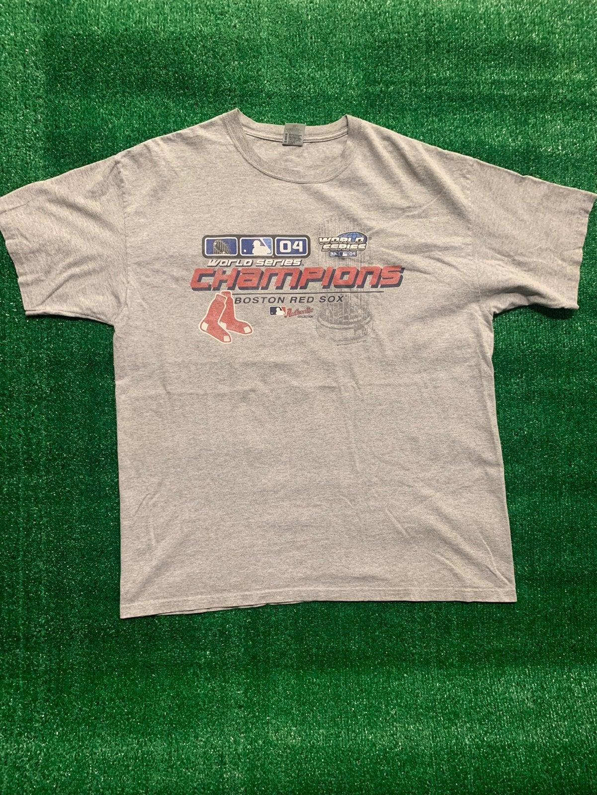 2004 World Series Boston Redsox T-Shirt