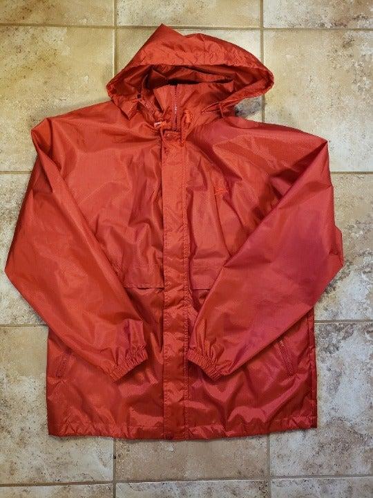 Speedo Men's Small Red Jacket Swimwear