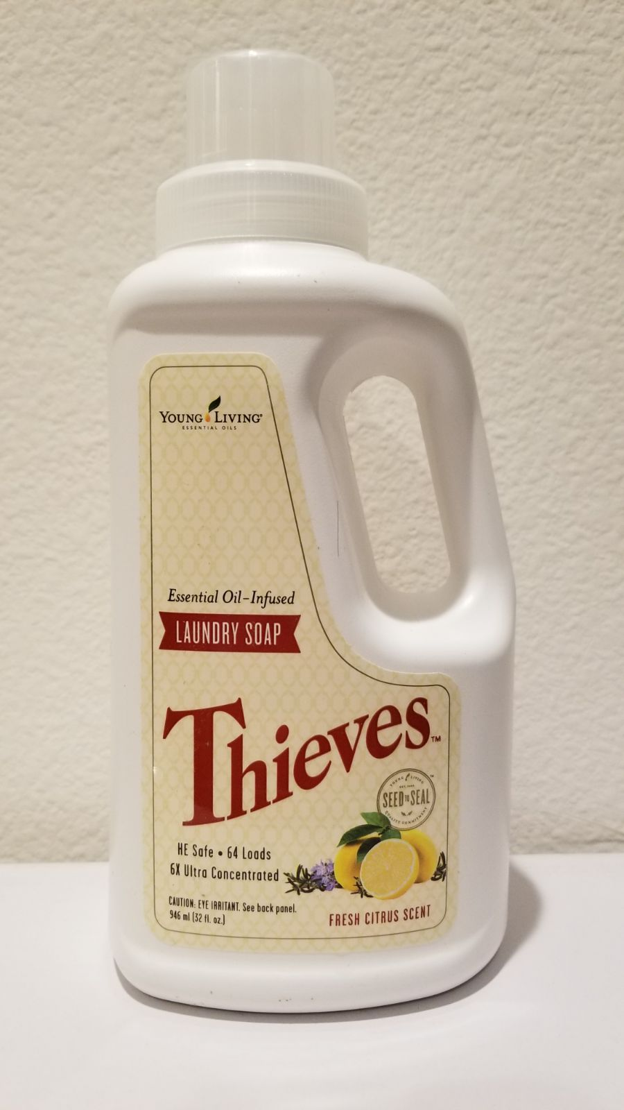 Young living THIEVES Laundry Soap 32oz
