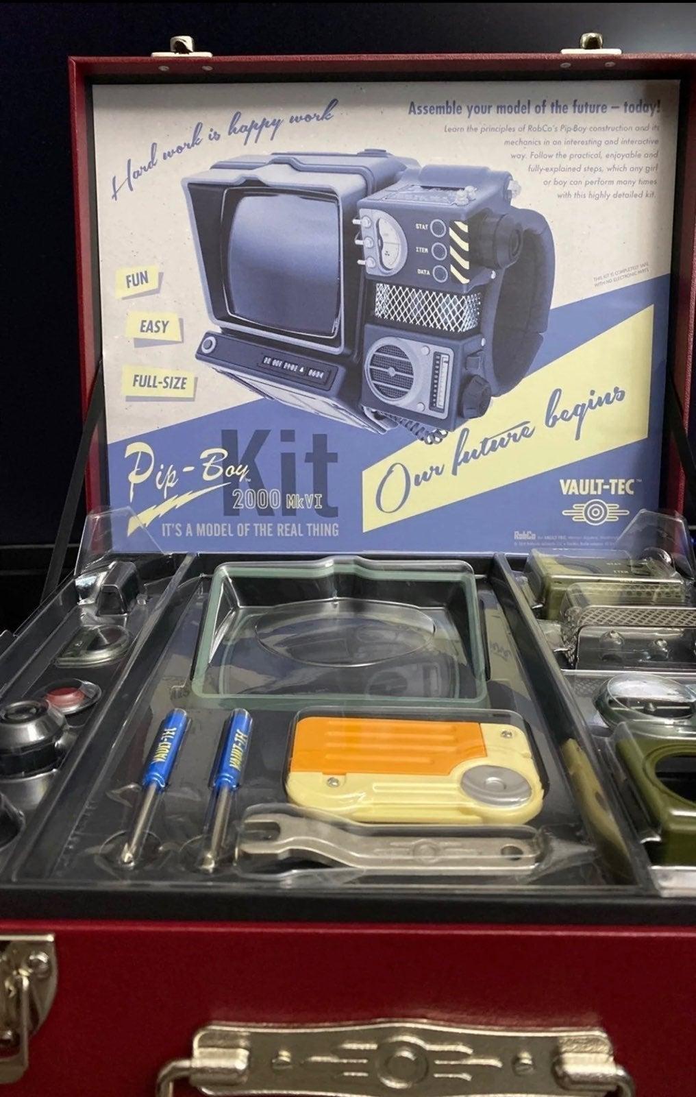 Fallout 76 pipboy MK Vi kit new