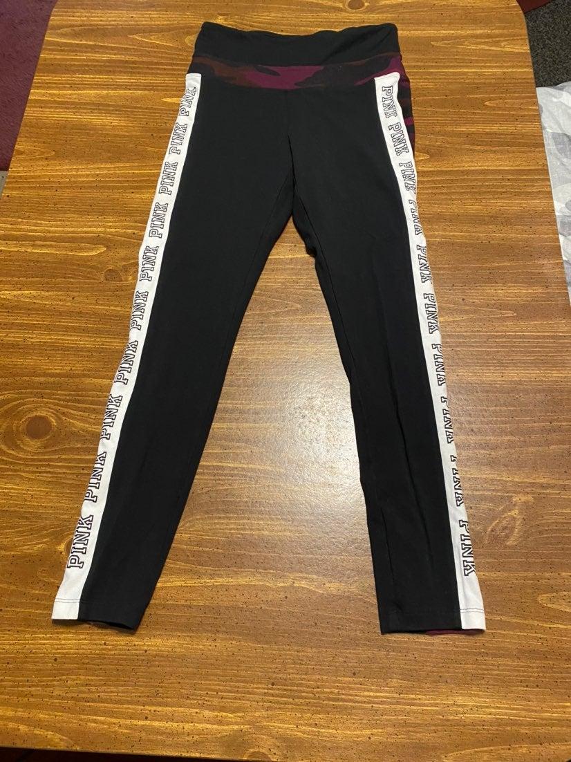 VS PINK yoga pants Leggings M