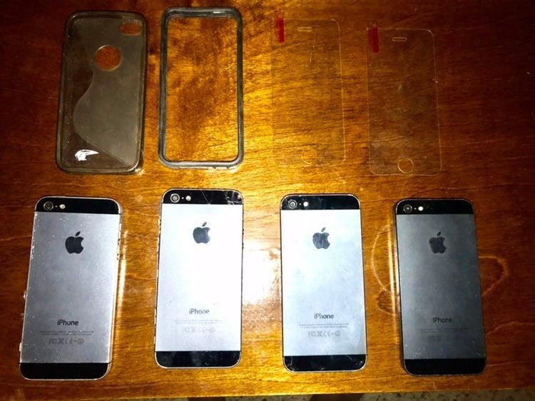 iPhone 5 items