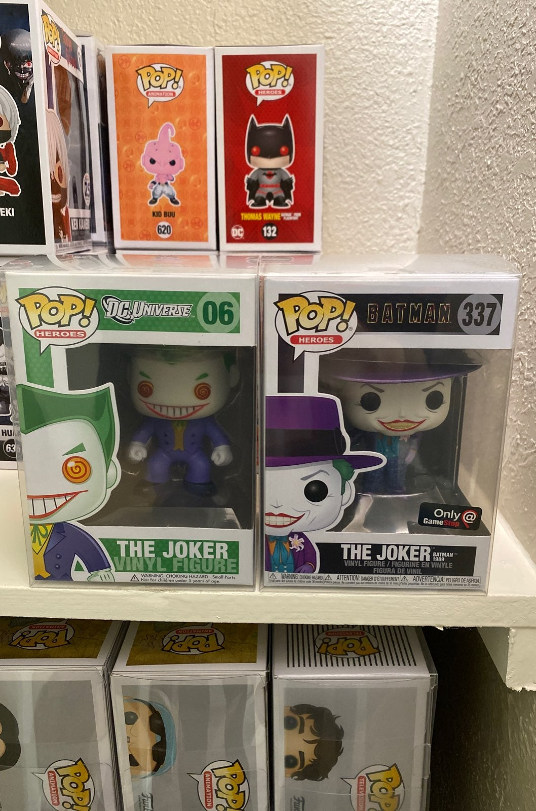 Funko Pop! Joker Lot