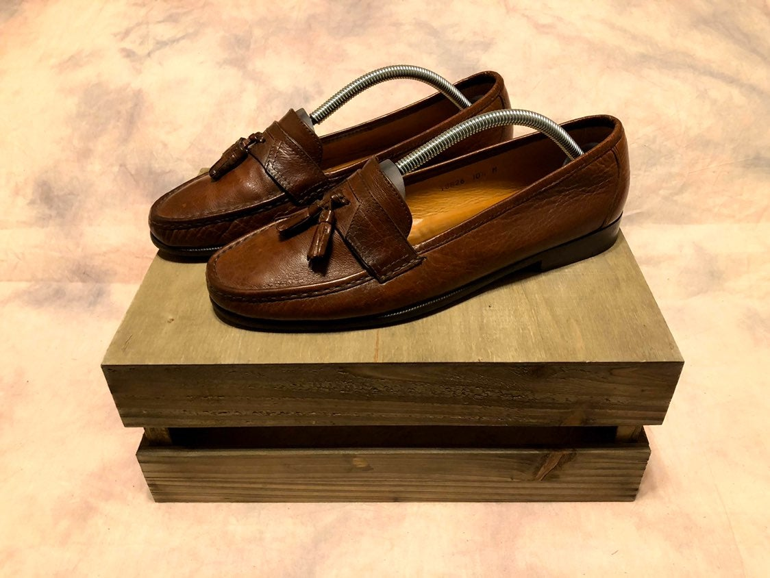 Bruno Magli Leather