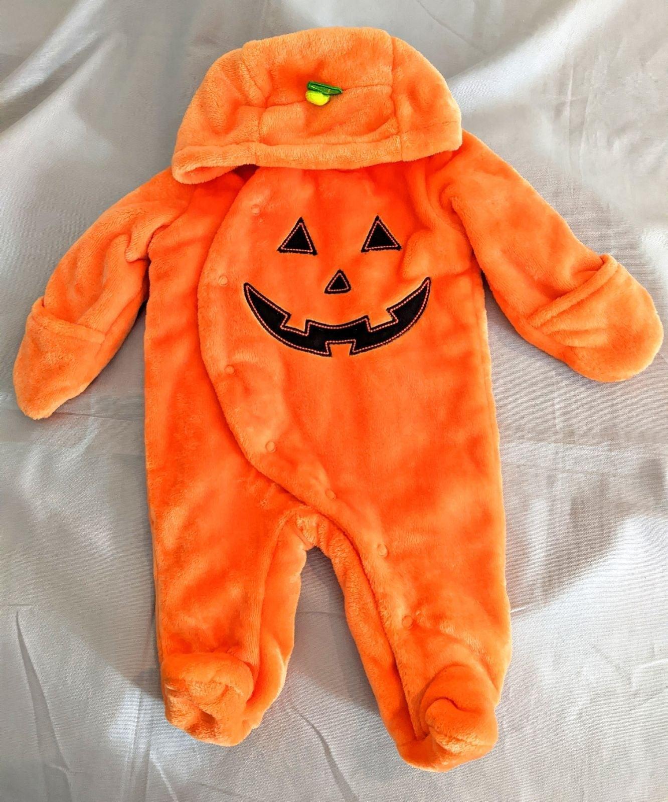 Pumpkin Onesie, infant