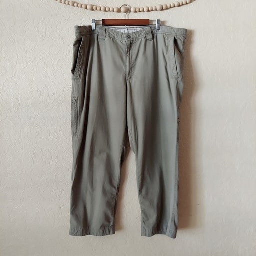 Columbia Ultimate ROC Khaki Cargo Pants