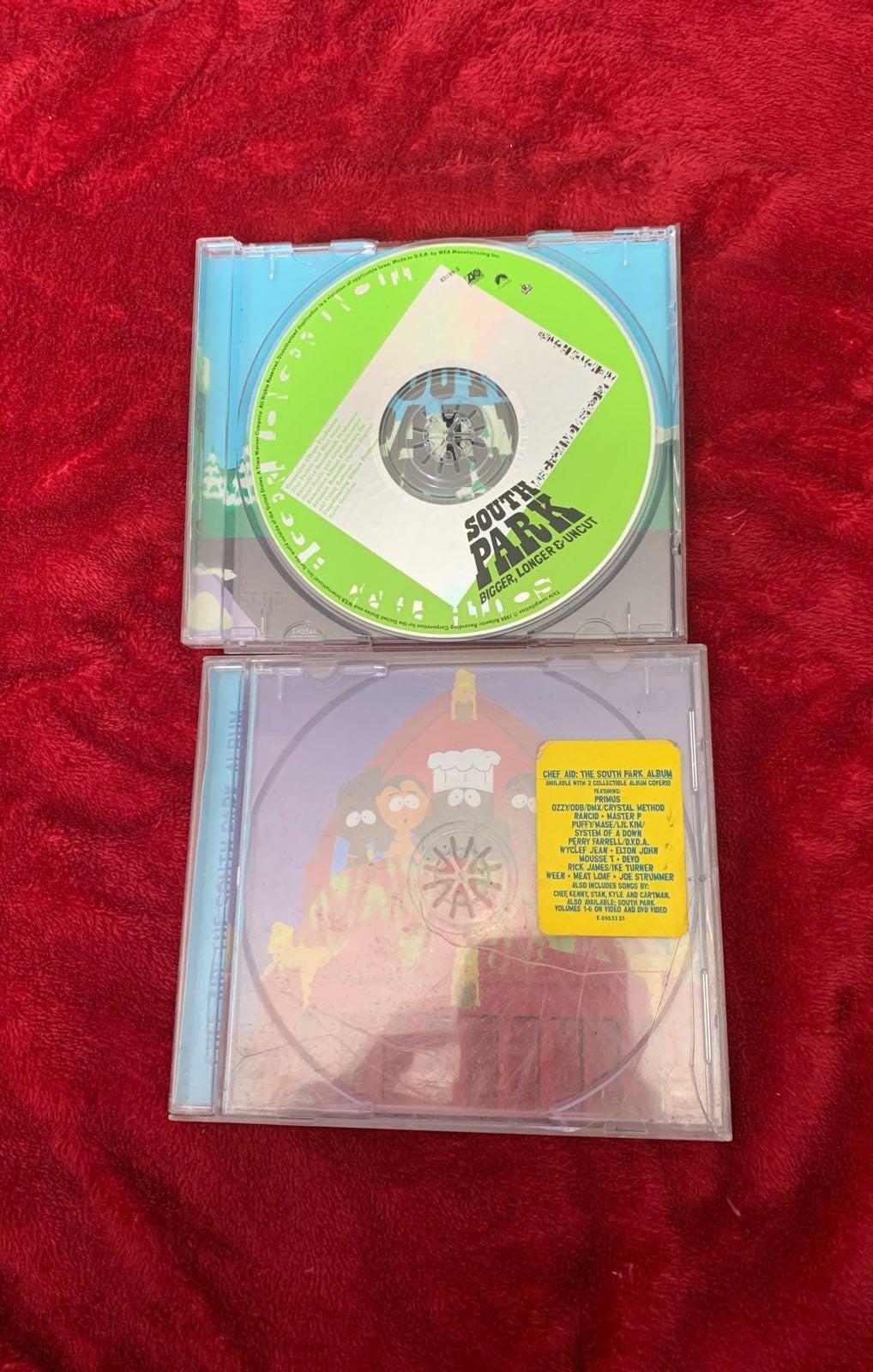 South park bigger longer uncut album