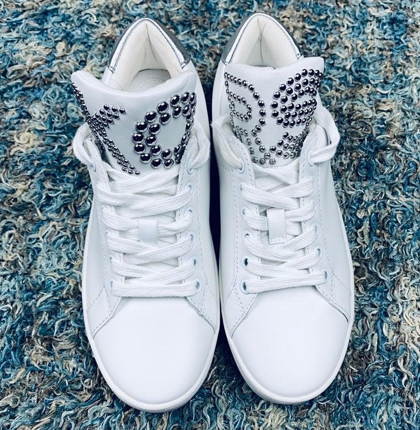 Michael Kors Mindy Sneakers - White 5.5