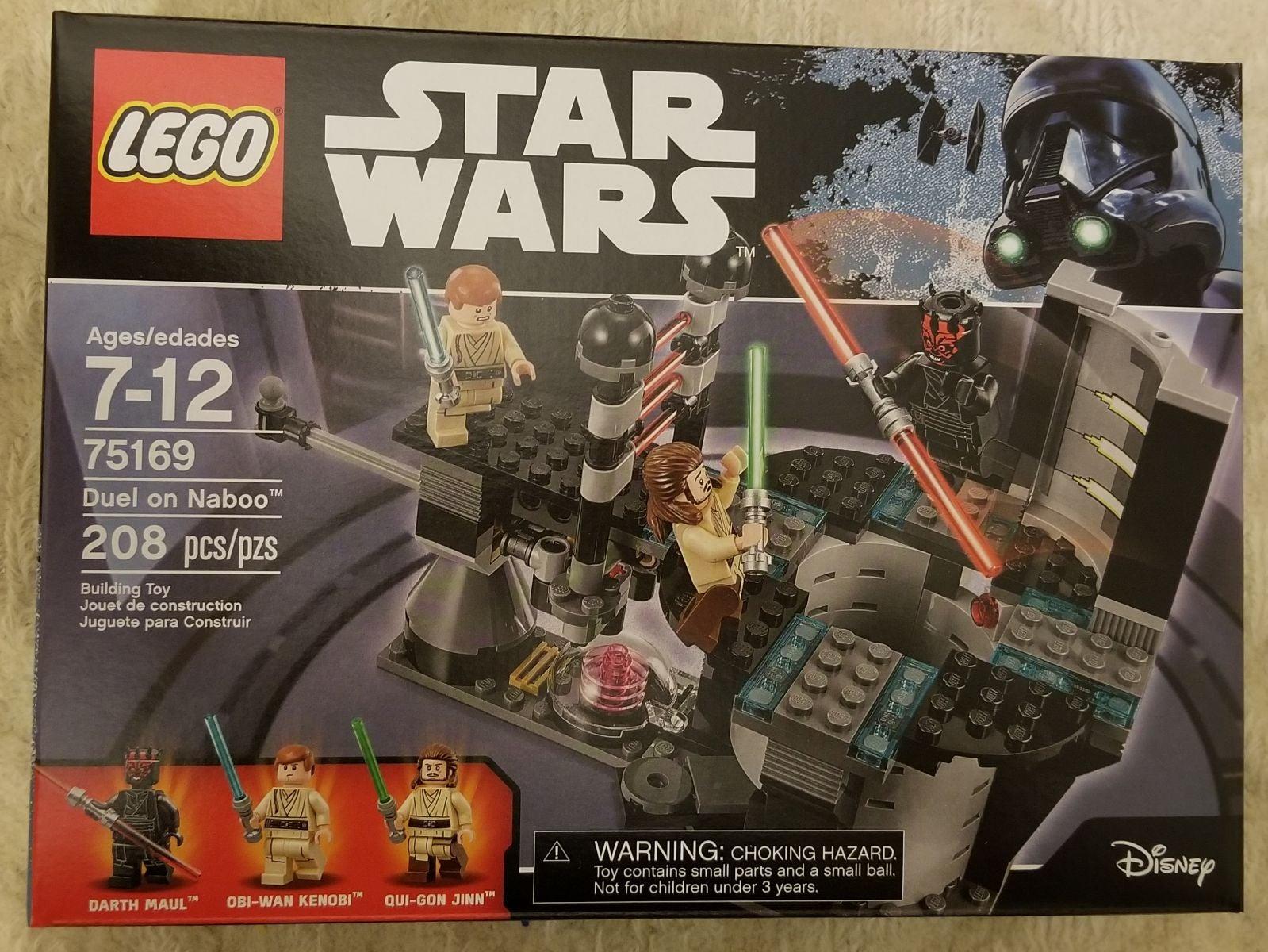 Lego Star Wars 75169 Duel on Naboo