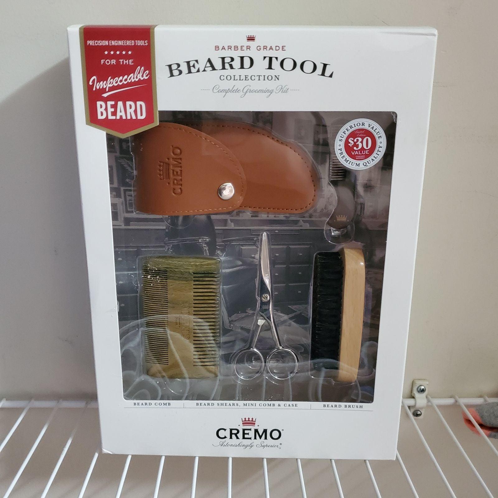 New Beard Grooming Kit