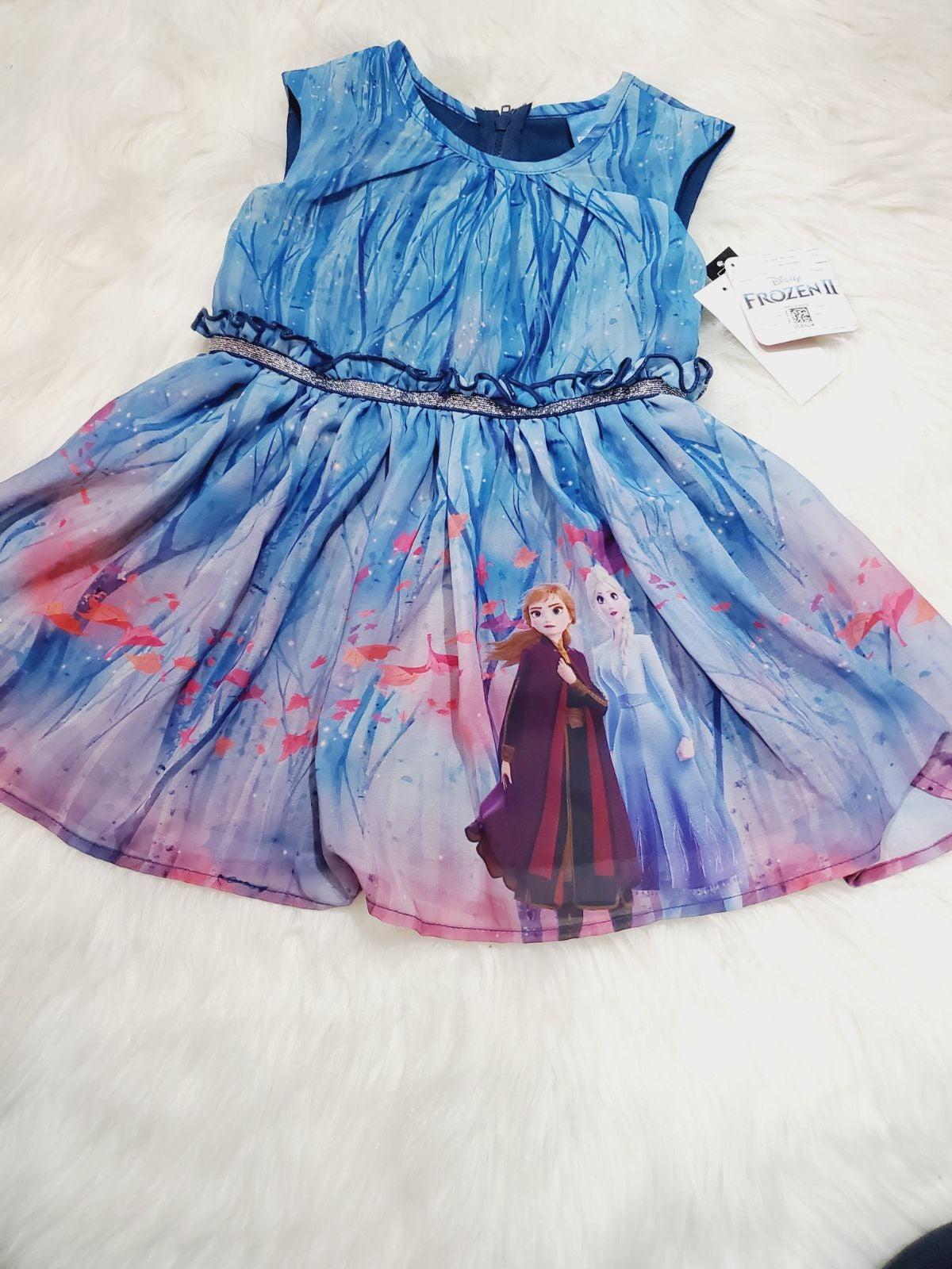 Disney Dress - 3T