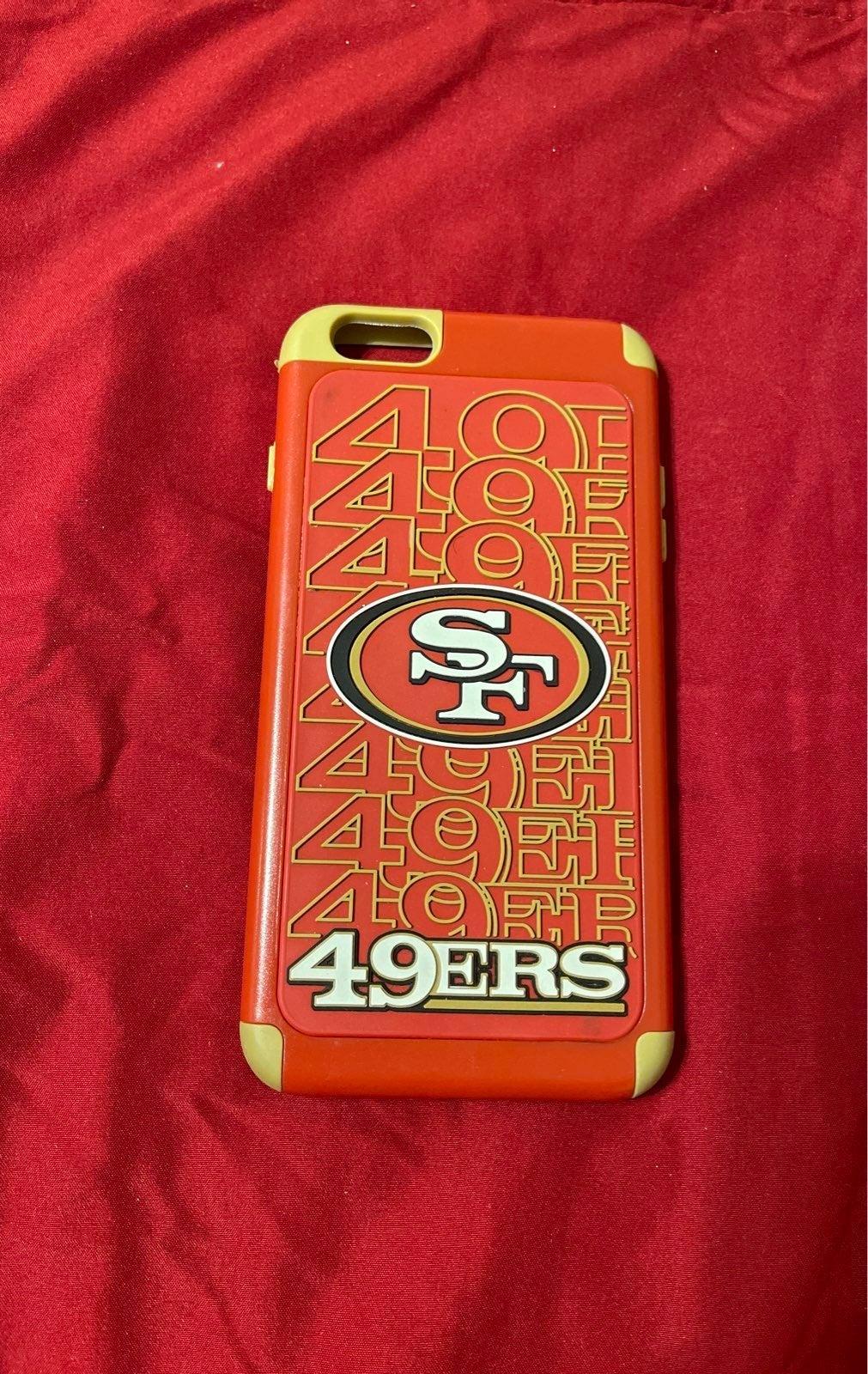 SF - 49ERS - IPHONE 7 plus