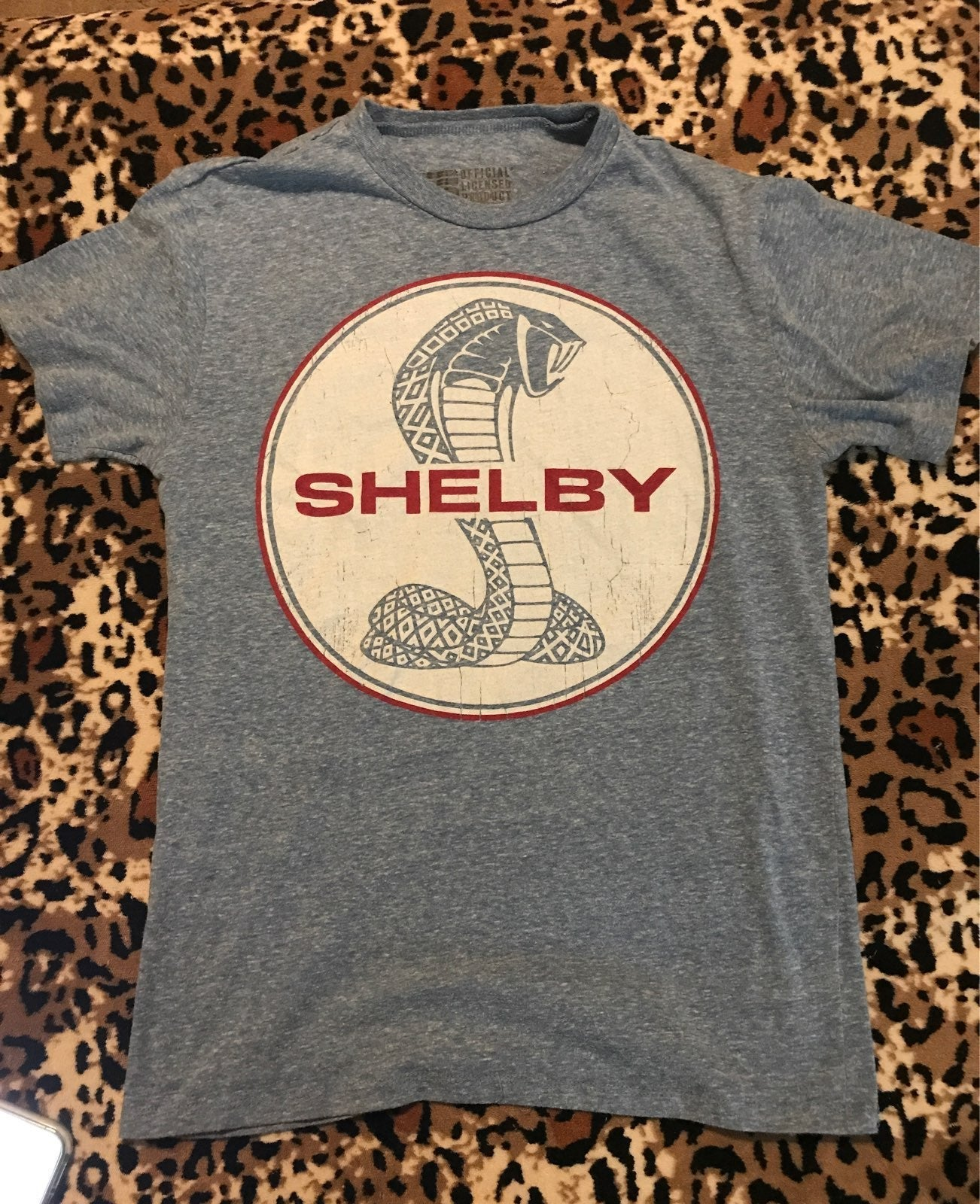 Shelby Cobra shirt