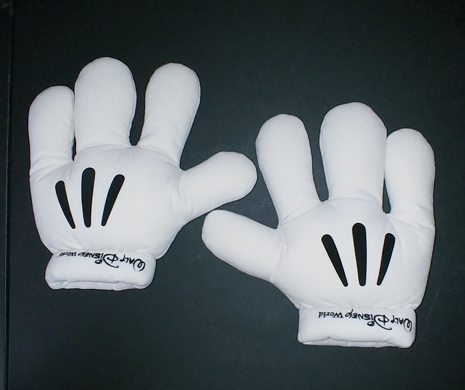 Mickey Mouse Plush Gloves