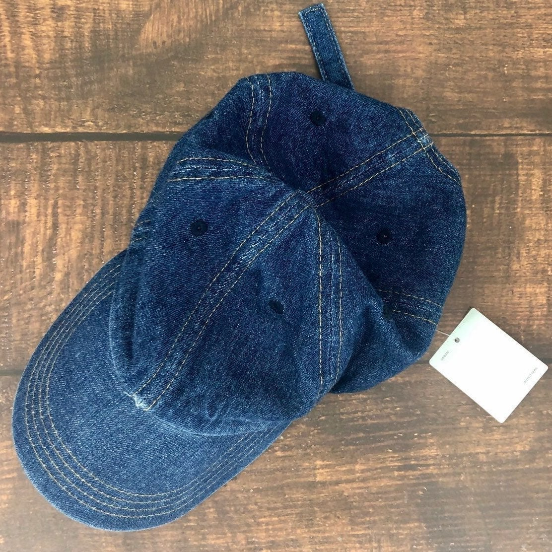 NEW URBAN OUTFITTERS Blue Denim Hat Cap