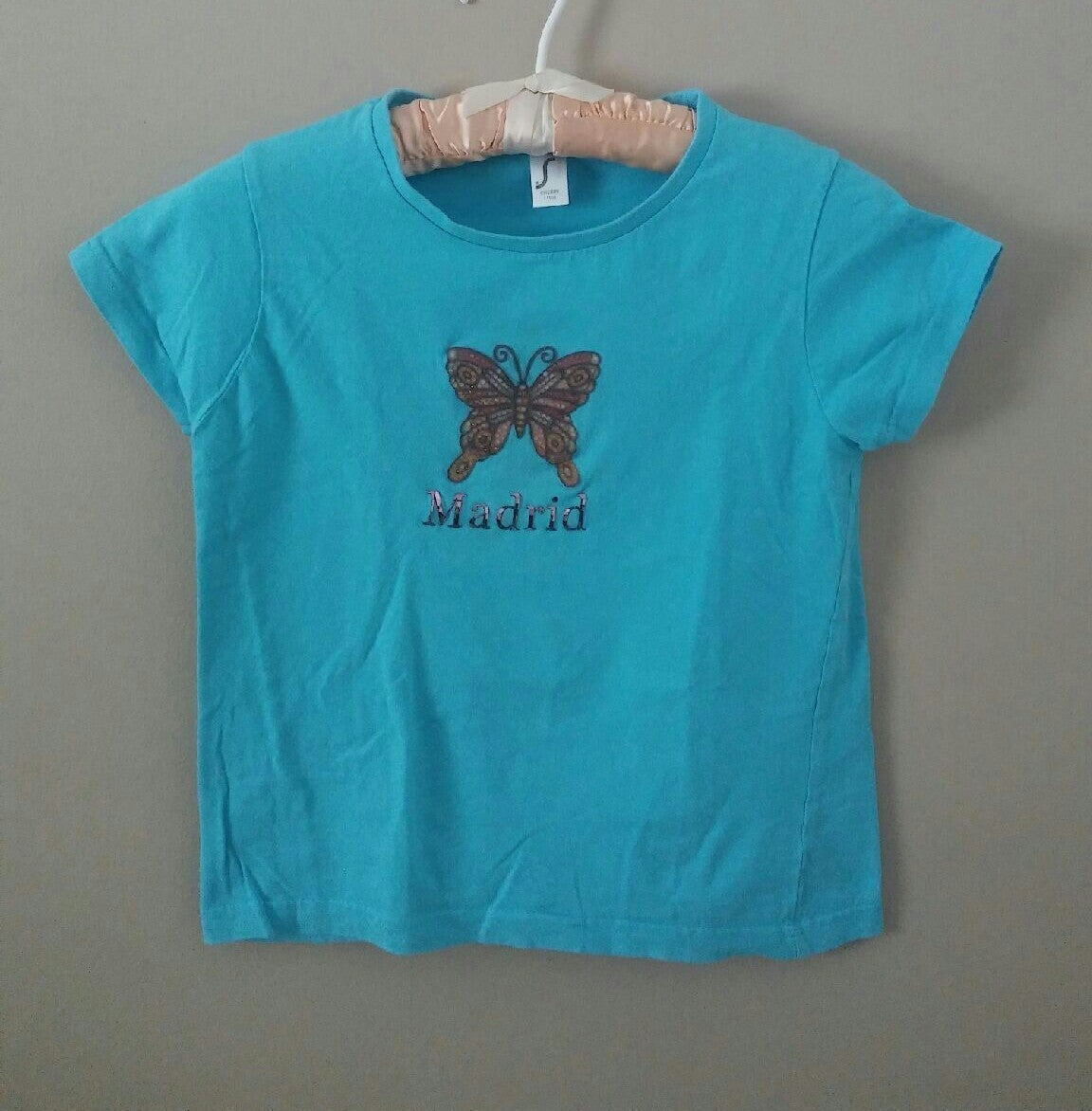"""GIRLS T-SHIRT by """"SOL'S"""" SIZE 12"""