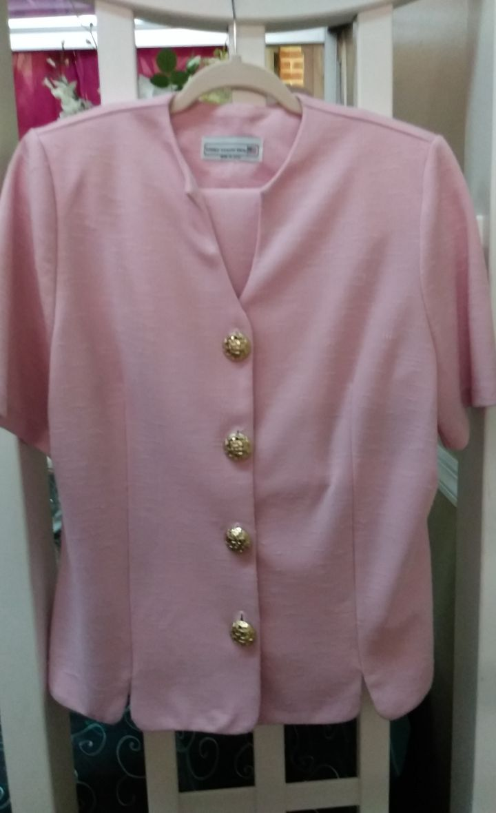 Skirt Suit by Pablo Collection Sz.12 NWO