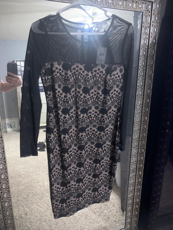 New With Tags Motherhood Maternity Dress