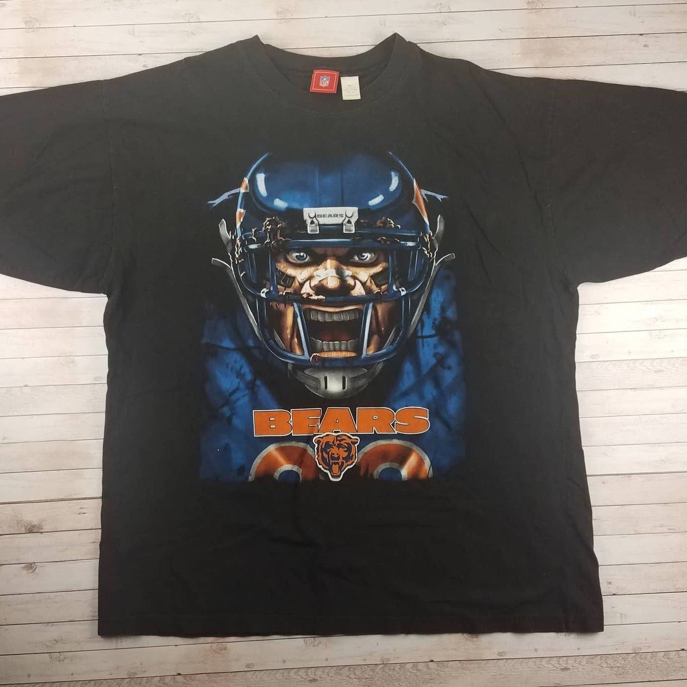 VTG Y2K Chicago Bears NFL Tee Shirt