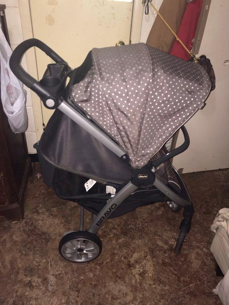 Like-New Baby Stroller