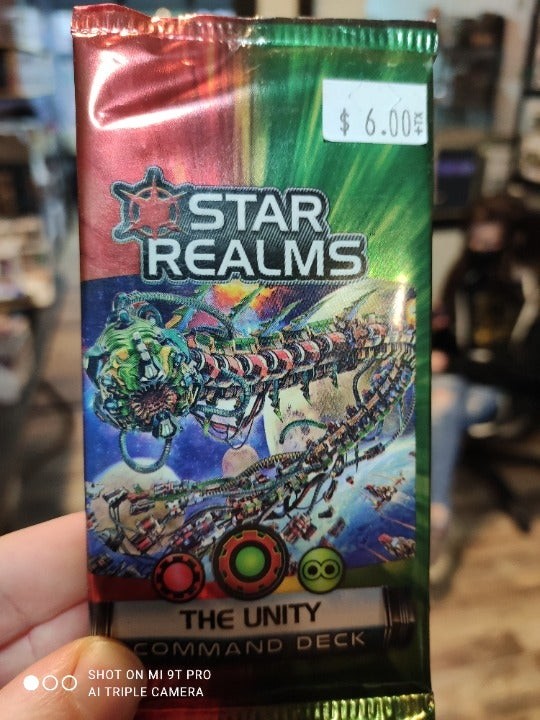 Star Realms The Unity
