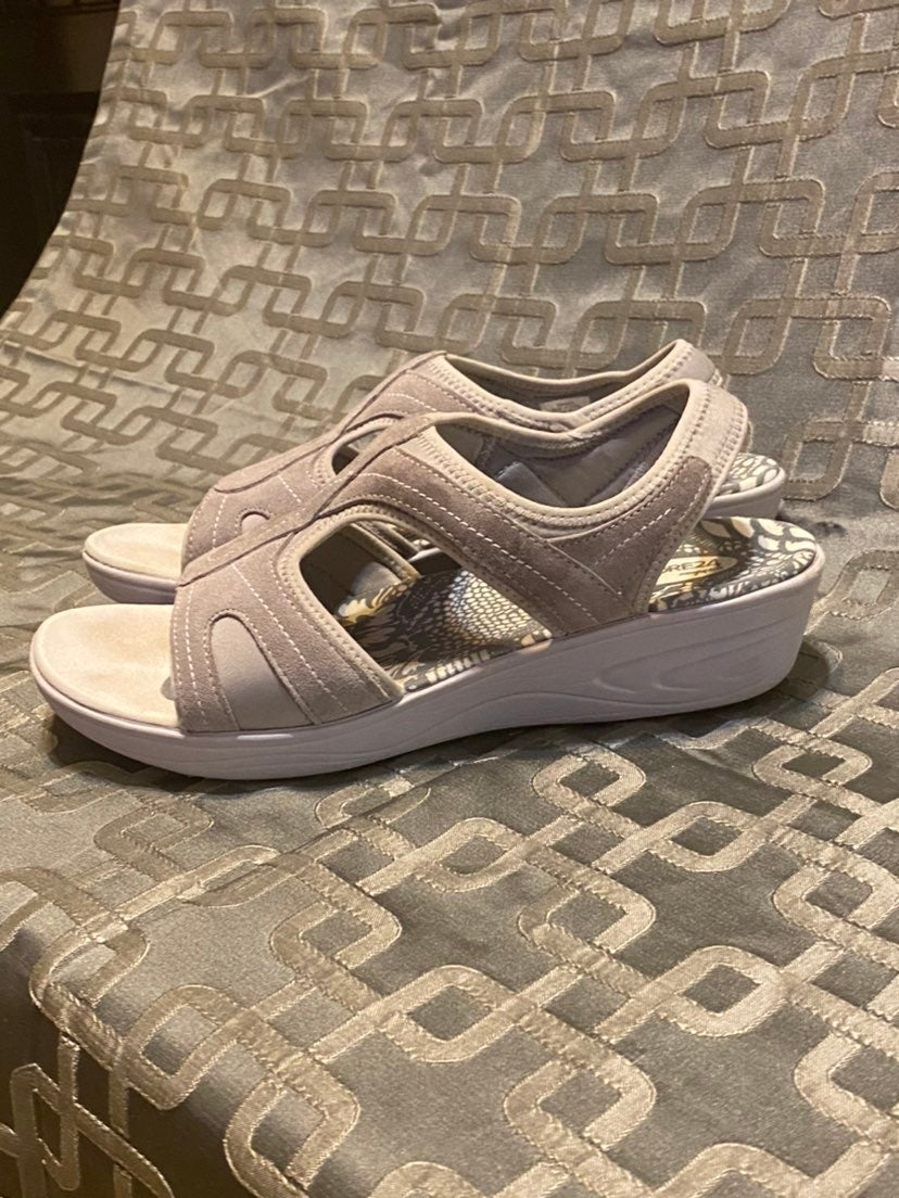 Easy Spirit Walking Sandal Grey Size 11