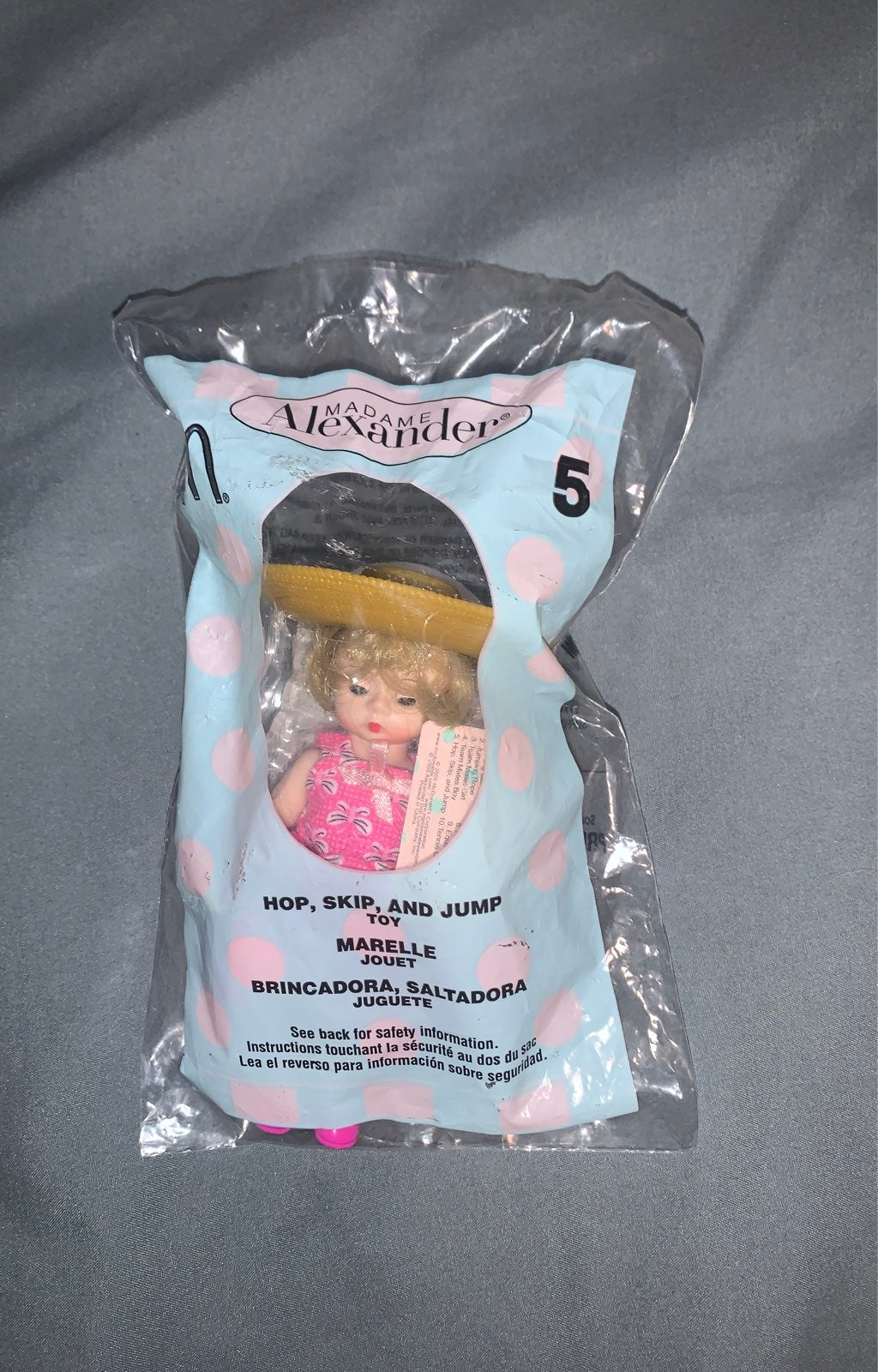 madame alexander dolls mcdonalds #5