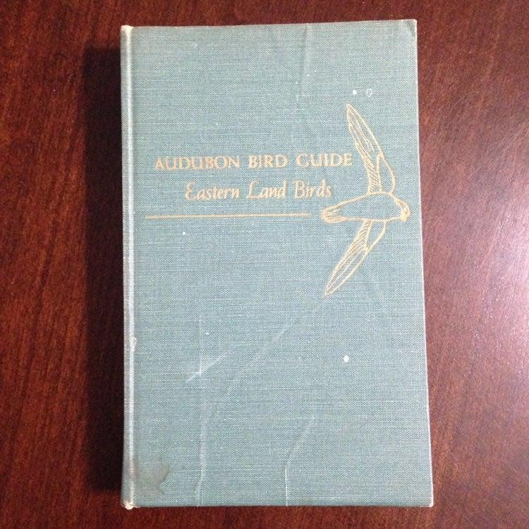 Audubon Bird Guide To Eastern Land Birds