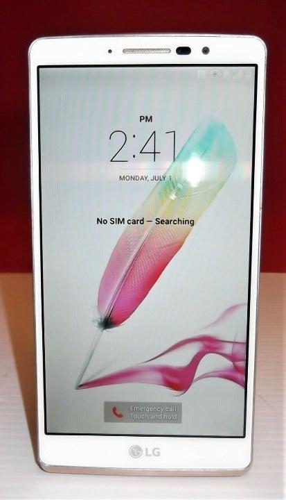 LG G Stylo 16GB LGMS631 White Unlocked