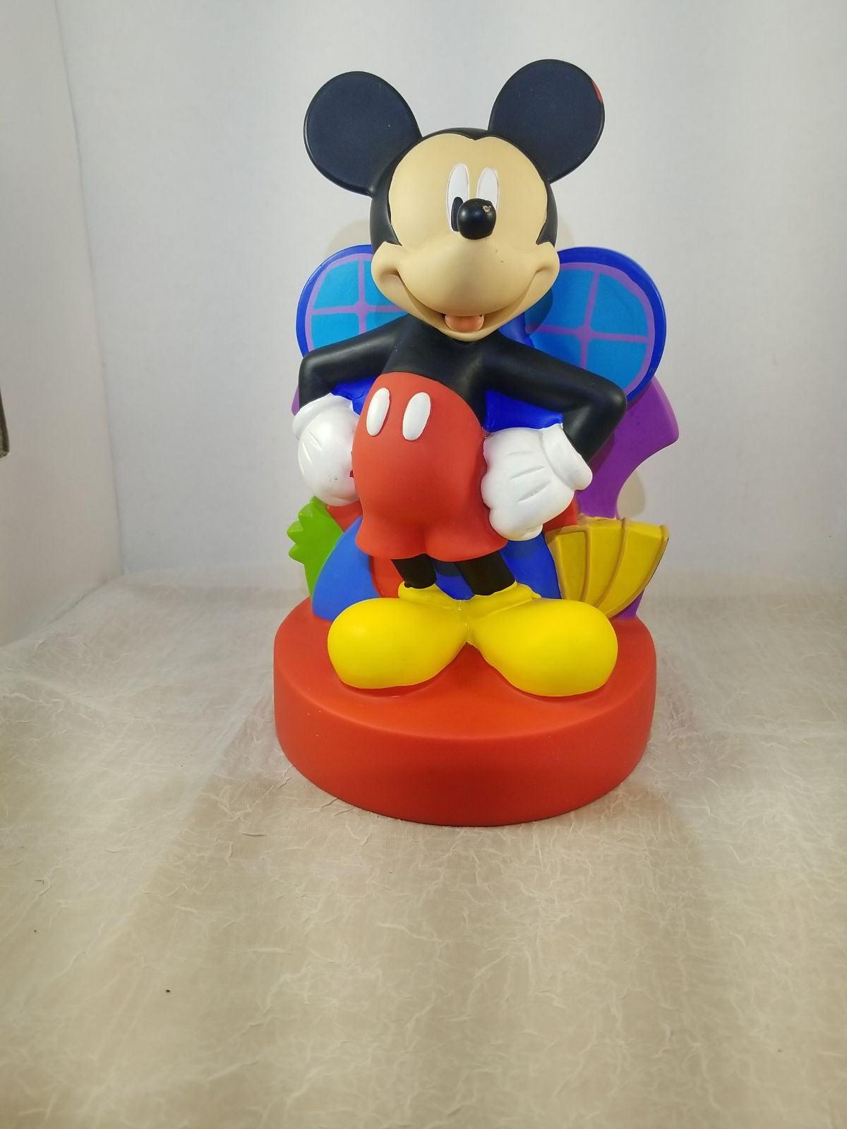 Vintage Mickey coin bank