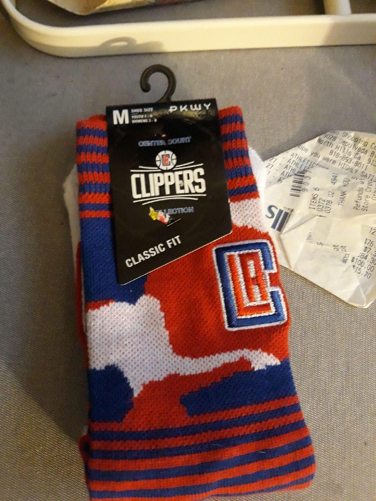 Kids socks clippers