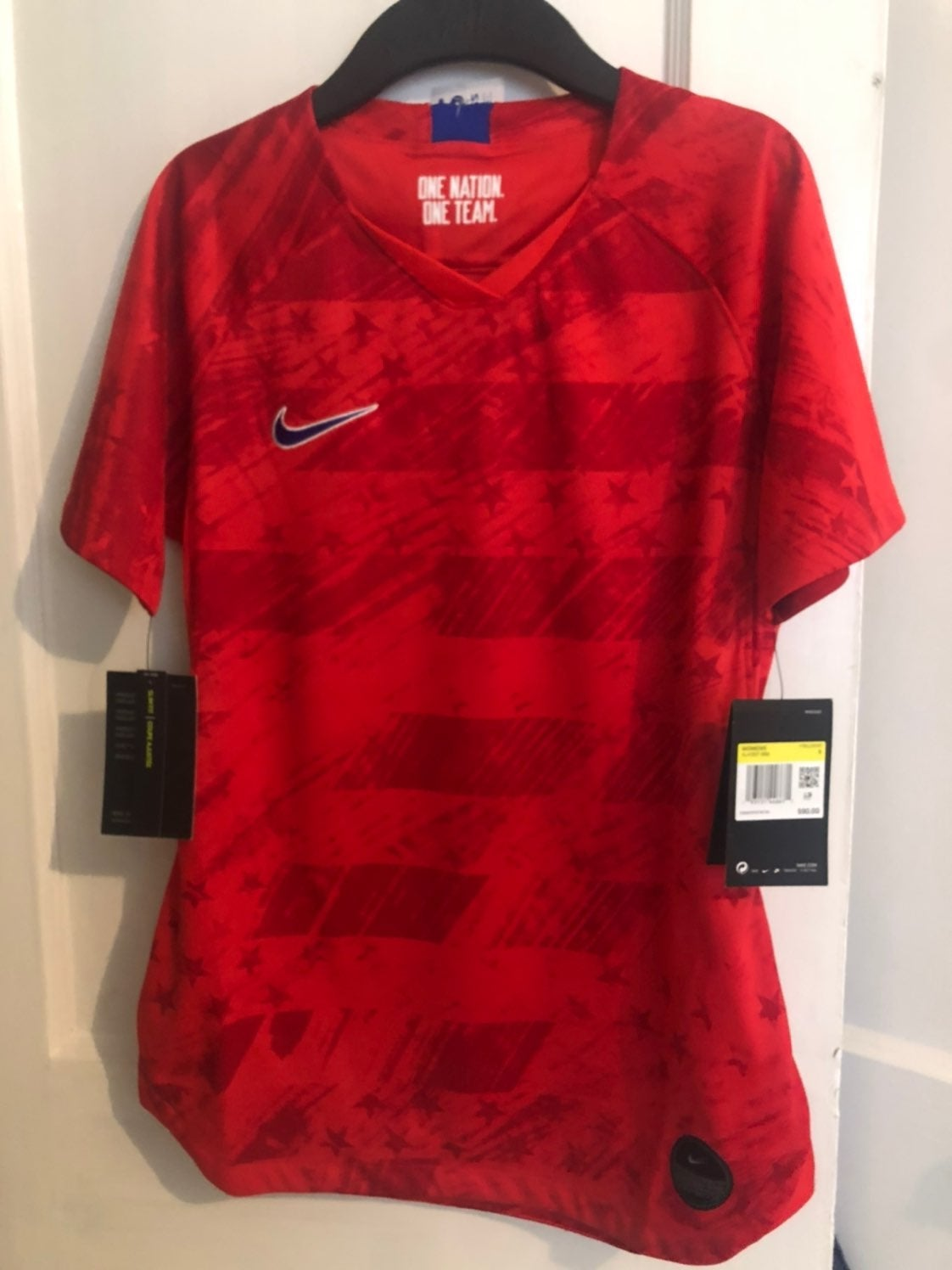 Nike Team USA Soccer Jersey