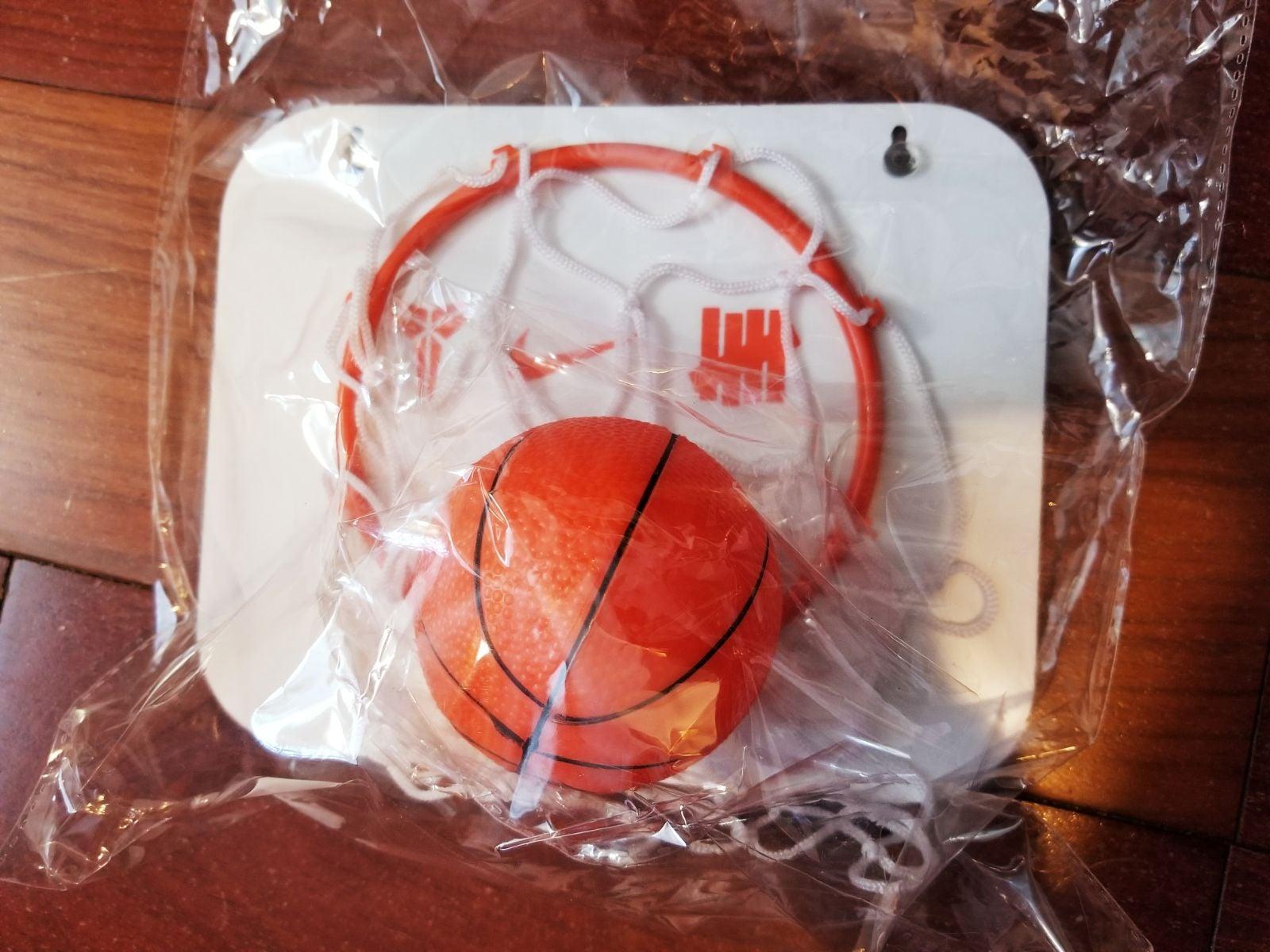 UNDEFEATED Nike Kobe Basketball Hoop